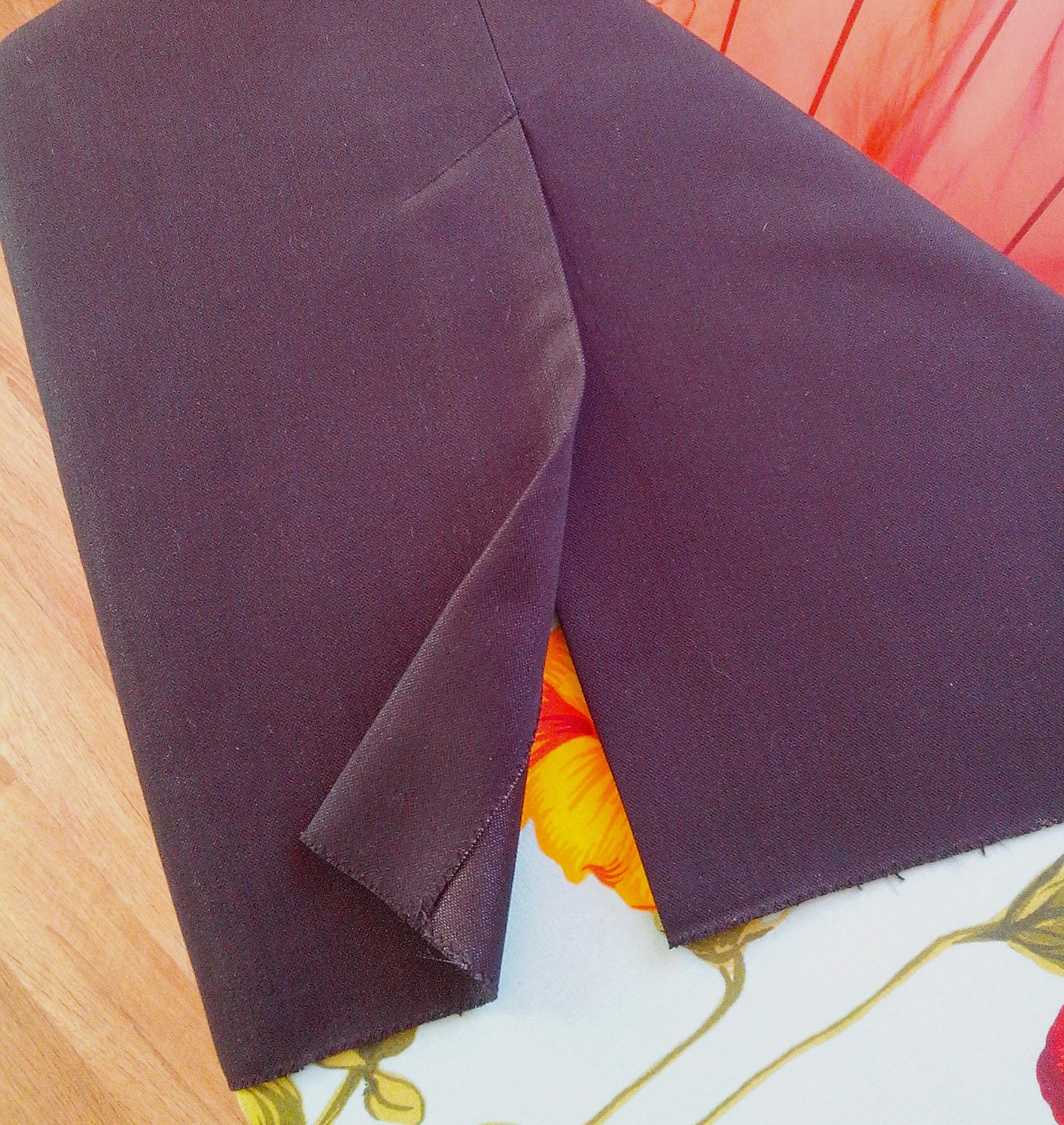 Как сделать шлицу на юбке мастер класс фото 954
