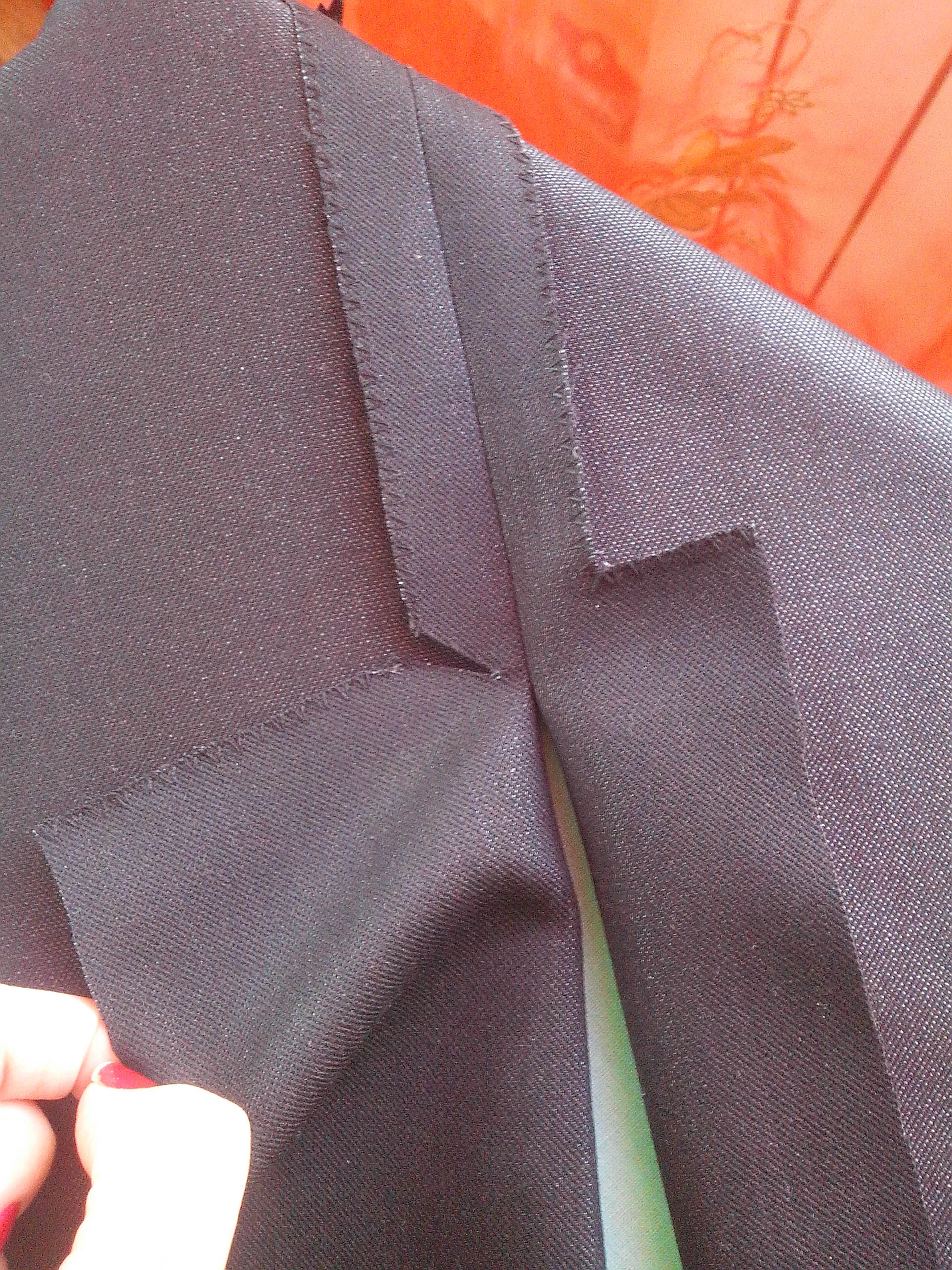 Как сделать шлицу на юбке мастер класс фото 100