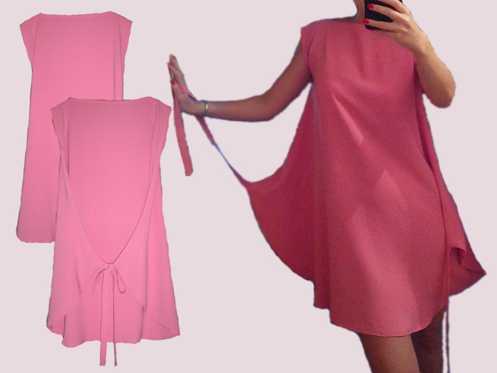 Шьем платье без выкройки