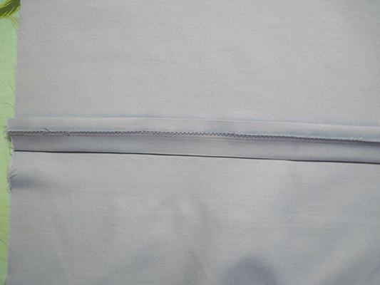 Складка на спинке
