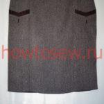 Тонкости укорачивания юбки